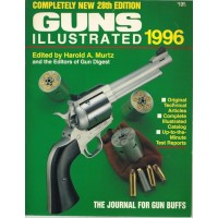 GUNS ILLUSTRATED 1996