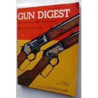 GUN DIGEST 24TH ANNIVERSARY 1970 DELUXE EDITION