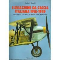 L'AVIAZIONE DA CACCIA ITALIANA 1918-1939