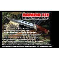 Rambo 111 Replica
