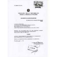RICHIESTA DECRETO ARCHIVIAZIONE ART 703