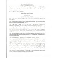 Decreto 12 maggio 2011  Spray peperoncino
