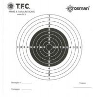 CROSMAN  - PACCO 100 BERSAGLI 14X14