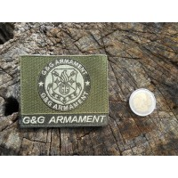 PATCH G&G ARMAMENT SOFTAIR GREEN