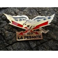DISTINTIVO SPILLA 103° ALPINI MORTAISTI LA PESANTE