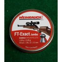 WEIHRAUCH F&T EXACT JUMBO 5,.51