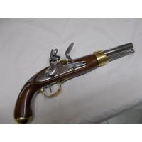 pistola pietra focaia anno 13 calibro .69