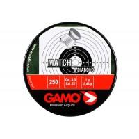 GAMO MATCH PIOMBINI TESTA PIATTA CAL. 5,5