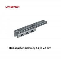 UMAREX SLITTA DA 11mm - A 22mm