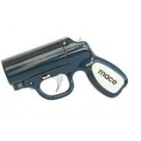 MACE© Pepper Gun® Black